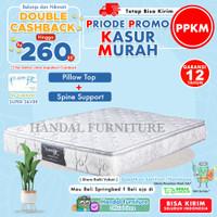 Comforta Hanya Kasur Spring bed Super Fit Silver 180x200