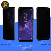 Plus 9 Samsung Note S10 S10 Glass PLUS Galaxy Antispy Tempered S8 S9 8