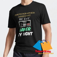 T-Shirt Distro King Photographer Assistant By rb-2