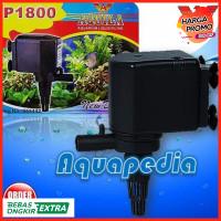 TERMURAH Pompa P-1800 Aquarium Aquila Water Pump Celup Submersible Sal