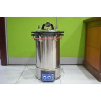 autoklaf 24 liter Autoclave 24 liter dengan timer Limited