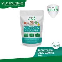 Secret Clean Baby Liquid Cleanser 450 ml