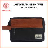 U0V0 Athena Bag Hitam Handbag Journey Pouch