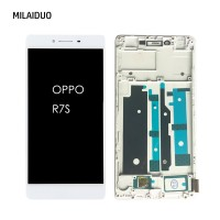 LCD Display For OPPO R7S Touch Screen Digitizer Full Set Assembly R 3v