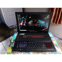 SB - LAPTOP ASUS ROG ZEPHYRUS GX501 VIK I7 GTX 1080 MAXQ