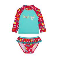 Mothercare Tropical Rash Vest & Bottom Set - Baju Renang (Multicolor)