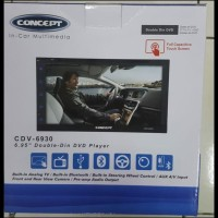 Terbaru Tv Mobil Audio Double Din Double Dyn Dvd Concept Wuling Cortez