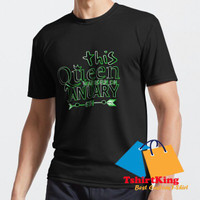 T-Shirt Distro TK This Queen Birthday Was Born On January 6th Happ
