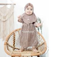 gamis aqiqoh Gamis gamis bayi baju brokat bayi newbron bayi bayi bayi