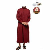 gamis PRIA jubah jubah dewasa laki-laki - muslim pria pria baju baju p