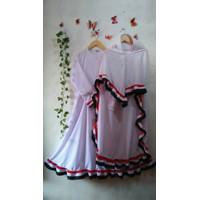 Palestina tali Anak Gamis free Ruflle cadar Baju motif