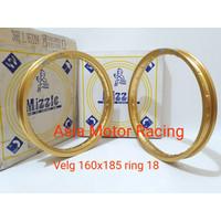 Velg Rossi Ring 18 160 185 Mizzle Bukan TK Comet TDR Rossi Tapi Merek