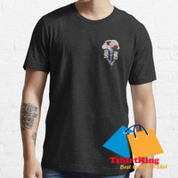 T-Shirt Distro King Blood stained carnation Tokyo ghoul no lines 18414