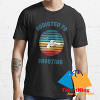 T-Shirt Distro King Funny s for Photographers Addicted To Shooting 184