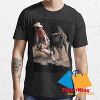 T-Shirt Distro King ARENA ANGLES RODEO BULL FIGHTERS RODEO CLOWNS 1990
