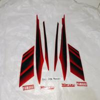 SALE - Striping Lis Stiker Yamaha Mio Soul GT merah maroon 2011 2012