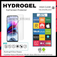 Hydrogel Clear Samsung A9 2018 Anti Gores Full Screen Cover Bening