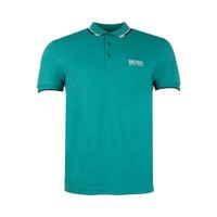 Hugo Boss Paddy Pro Golf Polo Shirt Teal