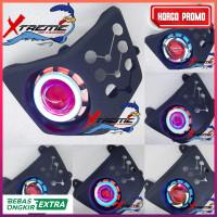 Murah Old Proji Ninja R Barong New Projie Reflektor Fairing Lampu RR B