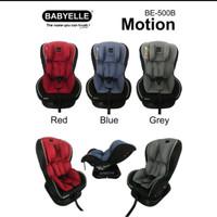 CARSEAT BABY ELLE BE 500 CAR SEAT KURSI BANGKU JOK MOBIL ANAK BAYI