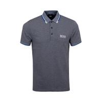 Hugo Boss Paddy Pro Golf Polo Shirt - Dark Grey