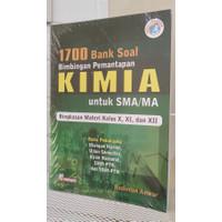 1700 Bank Soal Bimbingan Pemantapan Kimia utk SMA/MA