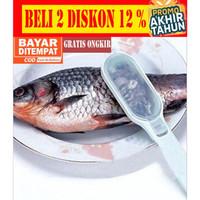 DP028 Alat pembersih pengupas sisik ikan