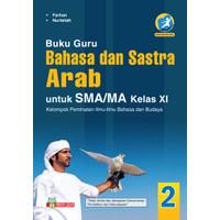 [Buku Guru] Bahasa & Sastra Arab utk SMA/MA Kls 11 (Peminatan)