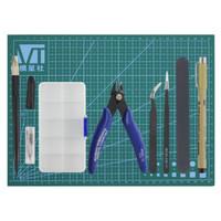 Az 8Pcs DIY Gundam Modeler Basic Tools Set Craft Hobby