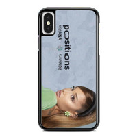 Casing iPhone XS Max Ariana Grande Positions P2687