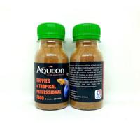 Aqueon Guppy Food 8mm - 20mm - Pellet Ikan Impor USA