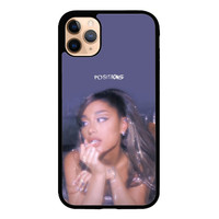 Case Custom iPhone 11 Pro Ariana Grande - Positions P2688