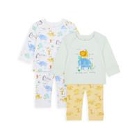 Mothercare mummy and daddy pyjamas - 2 pack - Set Baju Tidur Bayi
