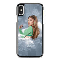 Casing iPhone XS Max Ariana Grande Positions Poster Paper P2691