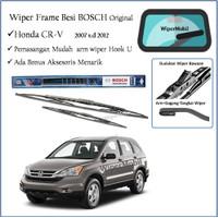 Wiper Frame Besi Bosch Honda CR-V CRV 2007 2008 2009 2010 2011 2012
