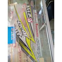 AKSESORIS MOTOR60320 MOTOR 72804 STRIPING BEAT STANDAR VARIASI STICKER