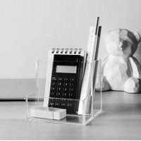Az A&MAISON Delicate Desktop Storage Case Clear Acrylic Gadget