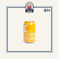 Kura Kura Island Ale Craft Beer Bir Kriya 330ml (Yellow)