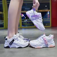 wanwo wanita masa kini populer sepatu sneakers