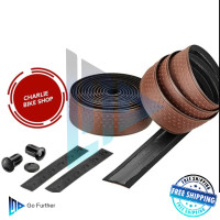 FREE ONGKIR Bar Tape Ciclovation Advanced Grind Touch - Chocolate