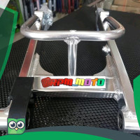 PROMO SPECIAL Swing arm Jupiter Z Bpro Stabilizer Bolong Silver
