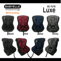 C1826 Car seat Baby Elle BabyElle LUXE BE707B BE 707 B Dudukan Mobil
