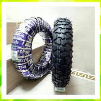 Ban vespa trail merk mizzle M 10 ring 10 bukan maxxis pirelli mitas
