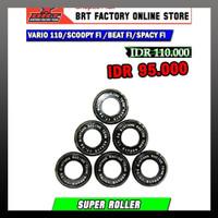 BRT Super Roller Black Diamond Honda Beat FI -ES9