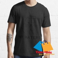 T-Shirt Murah TK to all my haters funny cat saying 372696
