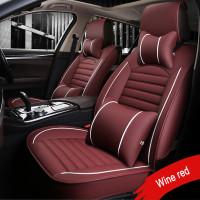 2021 New PU Leather Car seat covers Honda Accord CRV XRV City CRIDER