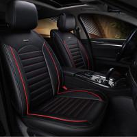high quality Universal PU Leather car seat covers crv 2008 jazz accor