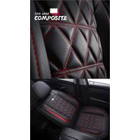 Leather car seat covers honda civic 2006 2011 accord 2003 2007 crv 20