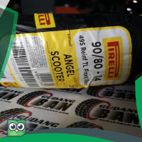 PROMO SPECIAL Pirelli 90 80 - 14 Angel Scooter ban motor matic