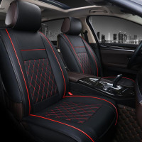 leather car seat cover Toyota corolla chr 86 auris Fortuner Alphard p